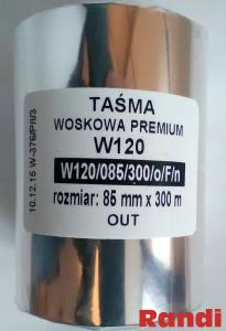 Kalka wosk premium 85x300 1 cal OUT