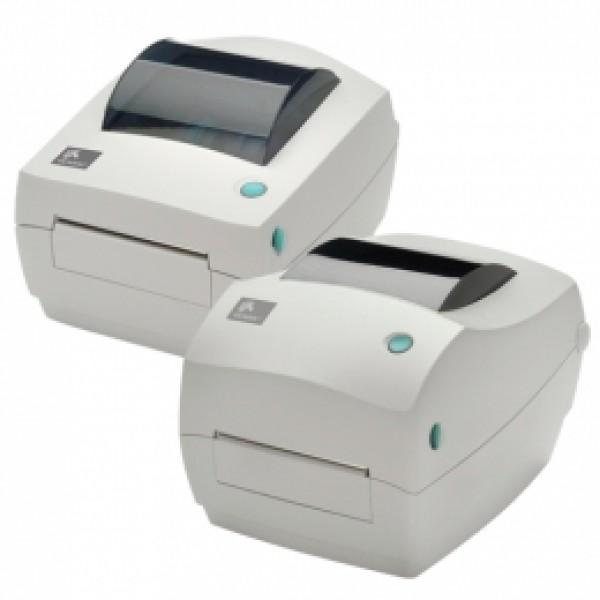 Góra Drukarka etykiet Zebra GC420T, 203 dpi, EPLII, USB, LPT, RS232 QB01